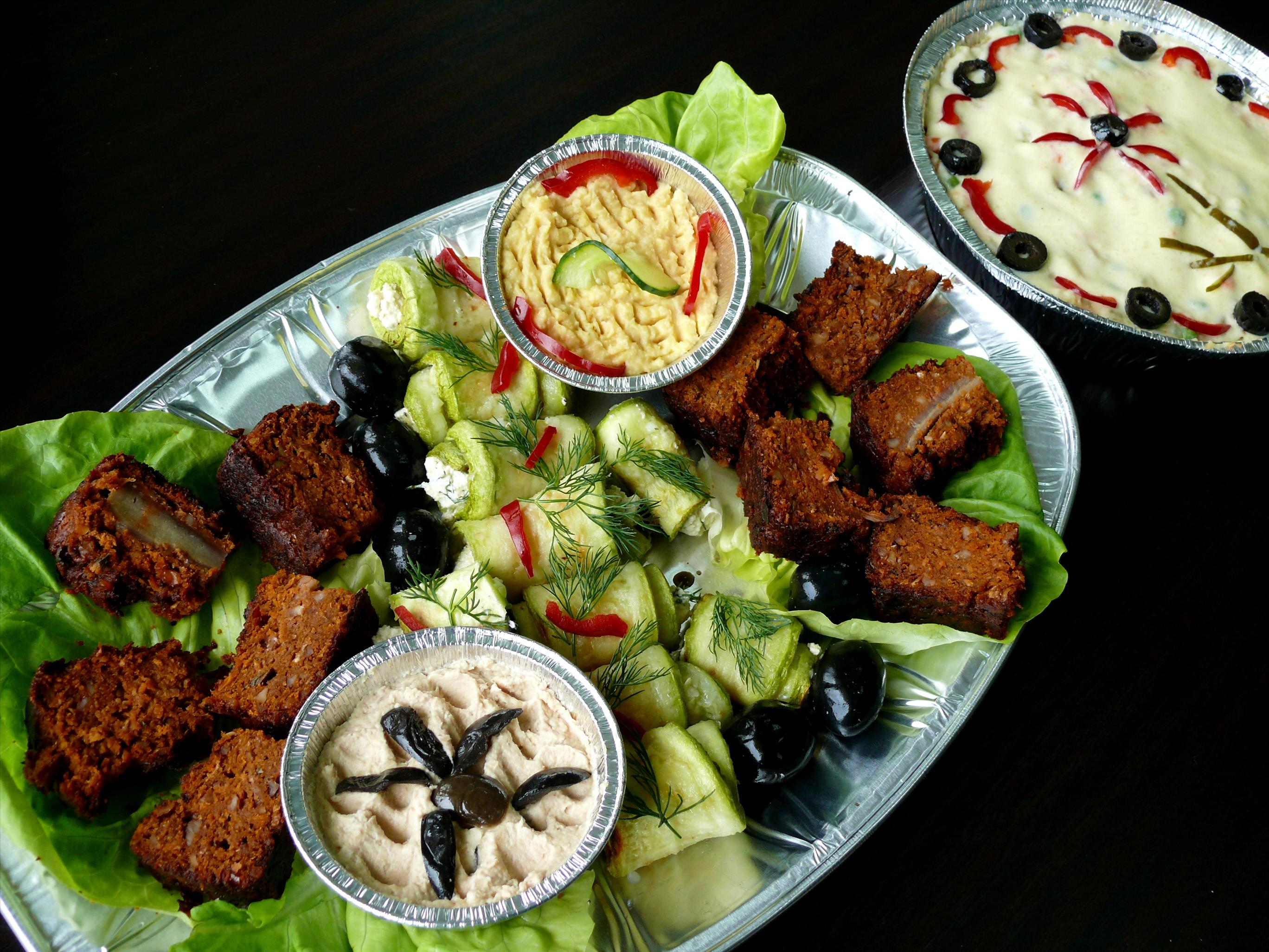 Salate de casa- Comanda cu 24 ore in avans