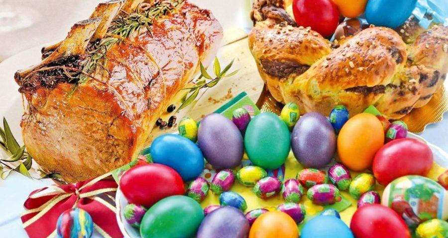 Meniu Traditional Paste -Primim comenzi pana pe 29 Aprilie-Livrare 30 Aprilie si 1 Mai